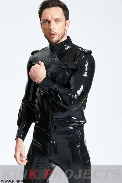 Male Bomber Style Jacket
