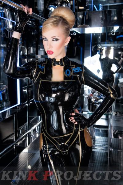 'Midnight Mistress' Catsuit