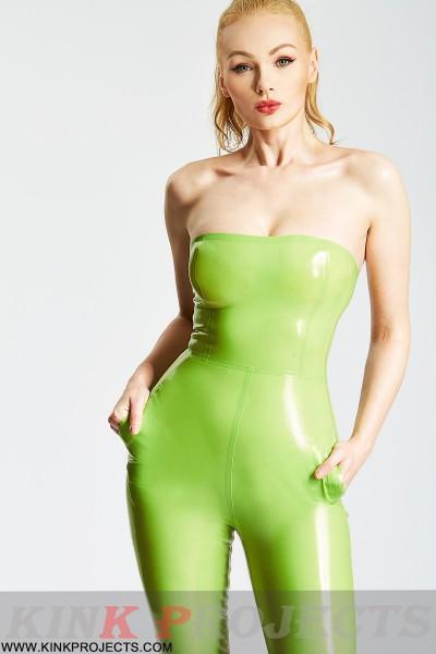 (Stock Clearance)  Cute Low-cut Female Jumpsuit