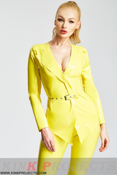 Jacket Style Two-piece Suit
