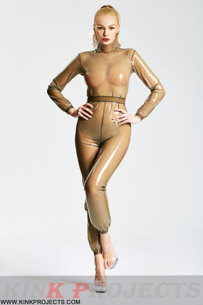 (Stock Clearance) Loose-Fitting Body Catsuit