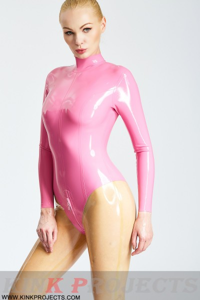 Back-seamed Leotard Style Catsuit