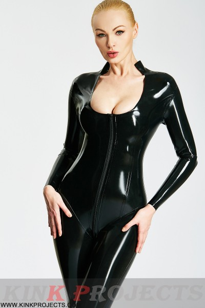 Breast Appealing Catsuit