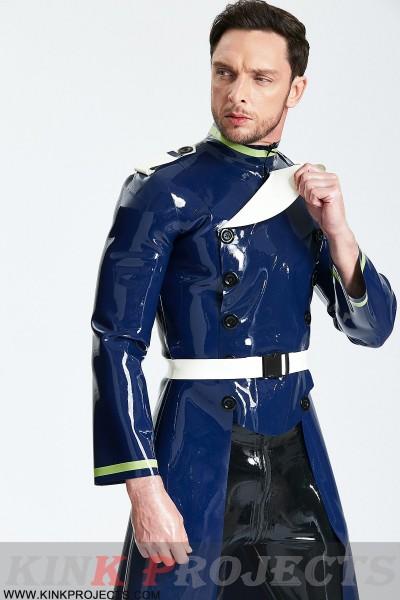 Male 'Cossack' Long Coat