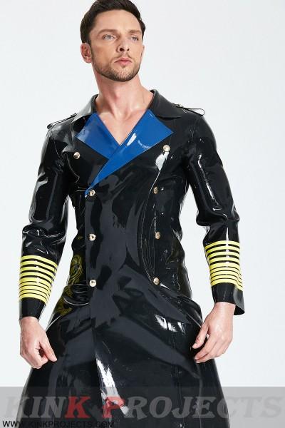 Male 'Hornblower' Knee-Length Coat