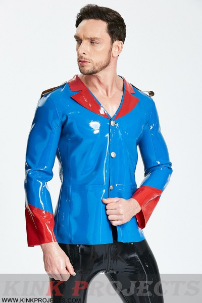 (Stock Clearance) Male Wide-Necked Casual Lounge Jacket