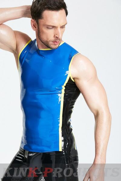 Male Sports Sleeveless Jersey Top