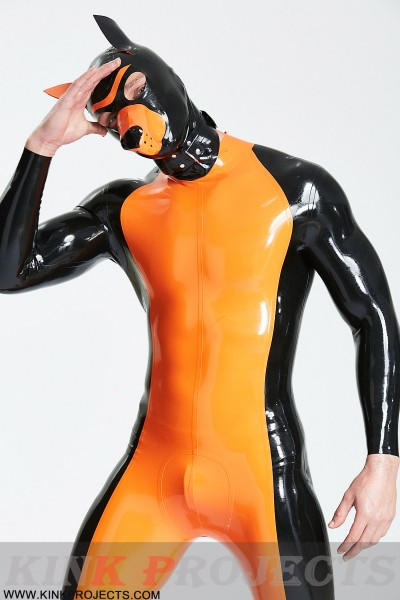 Male 'Yuppy Puppy' Catsuit