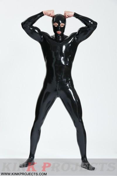 Male 'Gimp' Catsuit