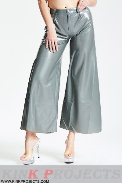 Wide-Flared Pants