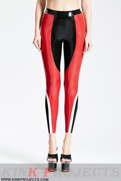 Tri-Color Leggings