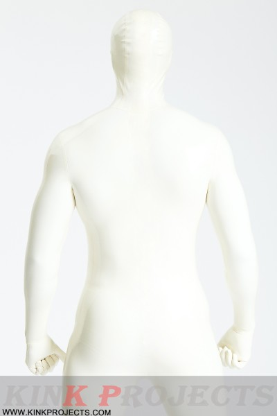 Male 'Eye-Opener' Gimp Suit