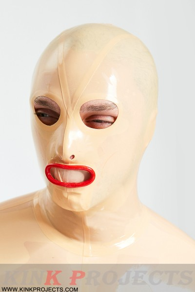 Male 'Doll Face' Mask/Hood