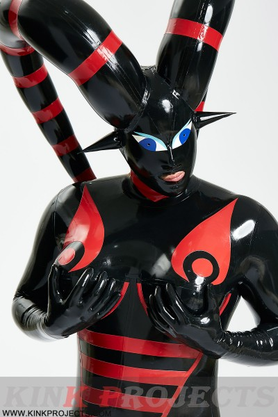 'Alien-Scope' Unisex Inflatable Total Body Catsuit
