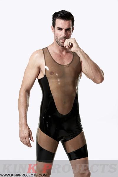 Male Singlet-Style Suit