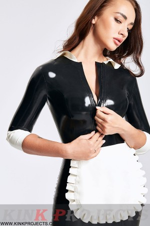 (Stock Clearance) Maid About The House Dress