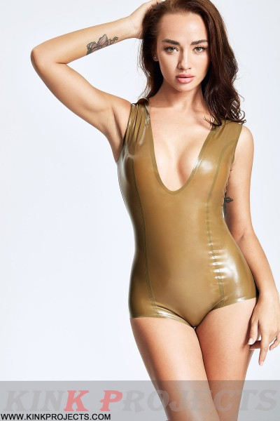 (Stock Clearance) Swimsuit Style Leotard