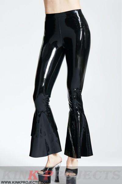 Flared=Legs Pants