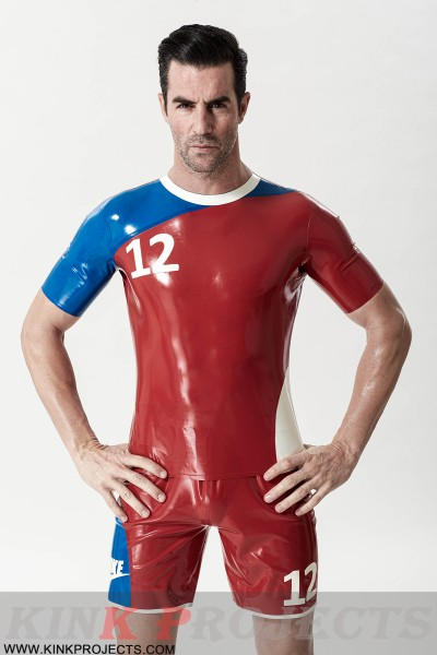 Male Footballer Outfit