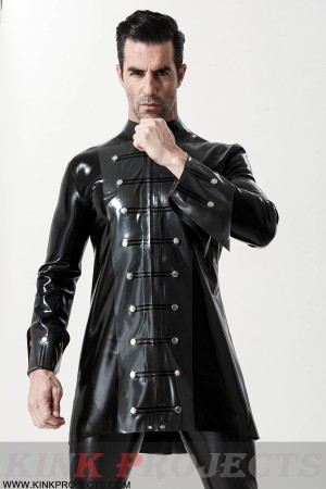 (Stock Clearance) Male 'Retro Victorian Pirate' Jacket