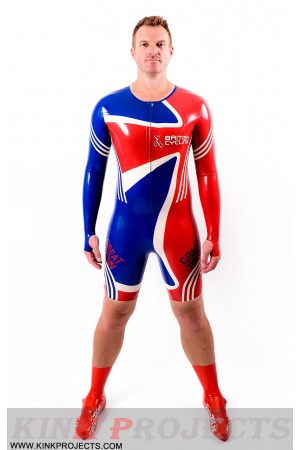 Male Cycling Suit