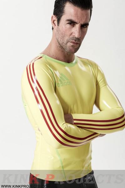 Male Long-Sleeved 'Sportsman' T-Shirt