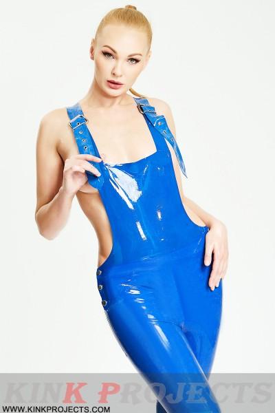 'Farm Girl' Dungaree Suit